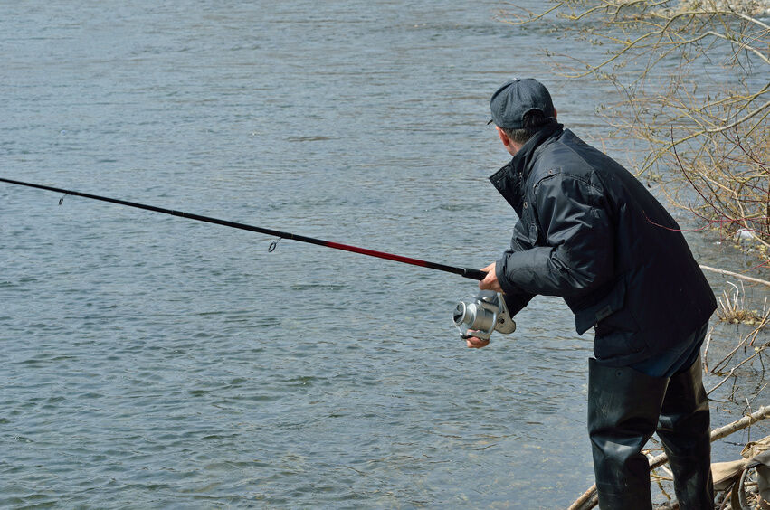 top 10 spinning rods | ebay, Fishing Rod