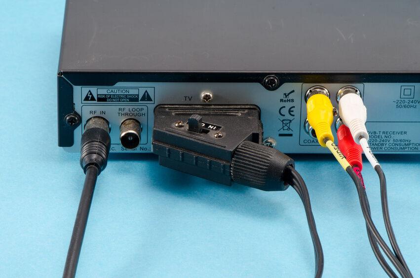 Qualitätsunterschiede bei SCART-Kabeln
