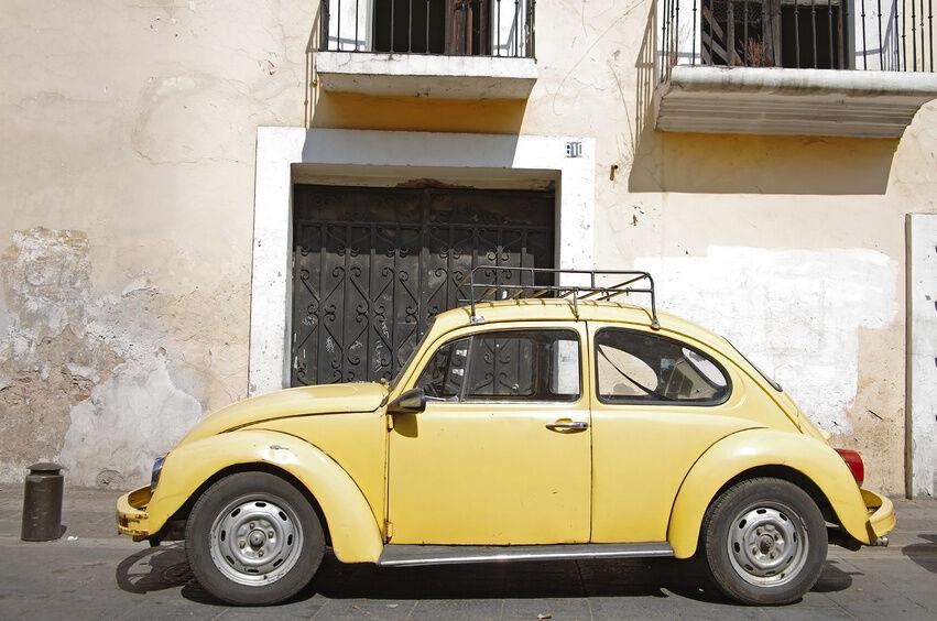 Kultauto: die Geschichte des VW Käfer