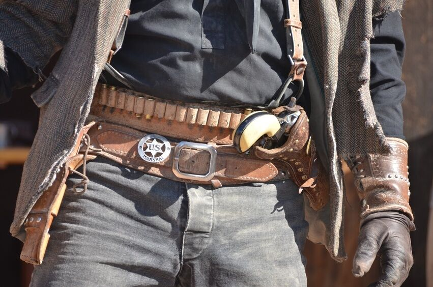 What to Look for When Buying a Vintage Leather Holster