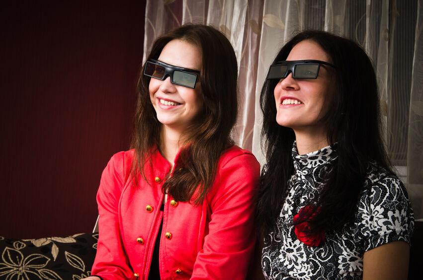Wie funktioniert eine 3D-Brille eigentlich?