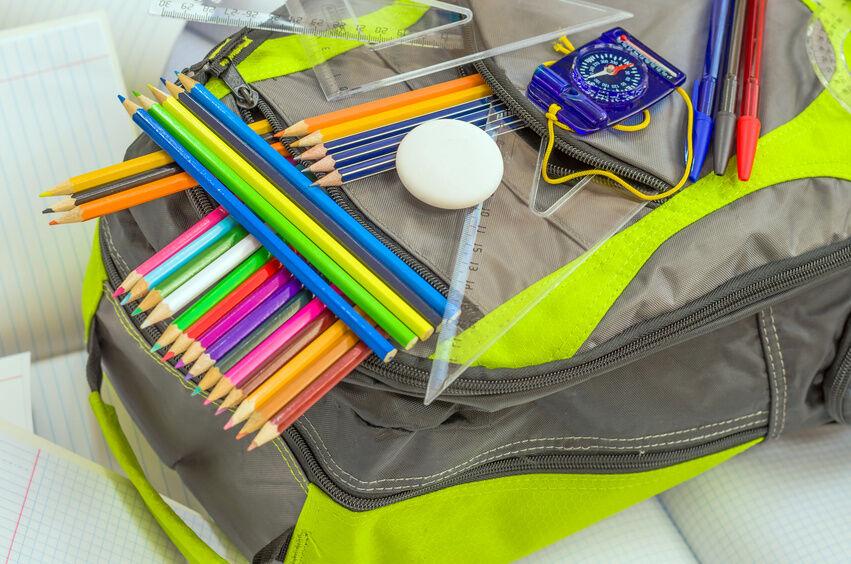 5 School Backpack Organizing Tips