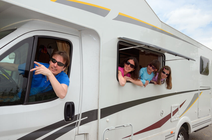 Your Guide to Caravanning with the Family