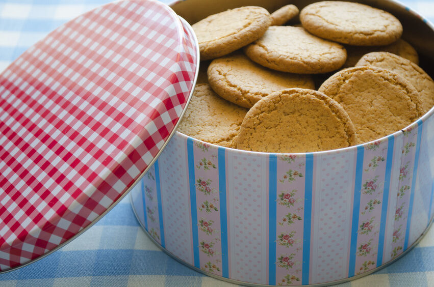 Vintage Biscuit Tin Buying Guide