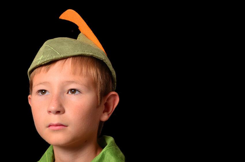 Top 3 Ways to Dress Like Peter Pan