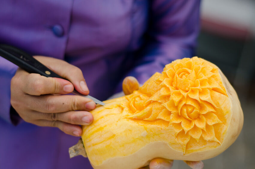 How to carve fruit flowers ebay