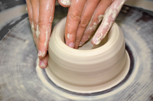 A Beginner's Guide to Using a Ceramic Mould