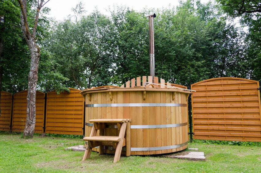 How To Build A Cedar Hot Tub Ebay