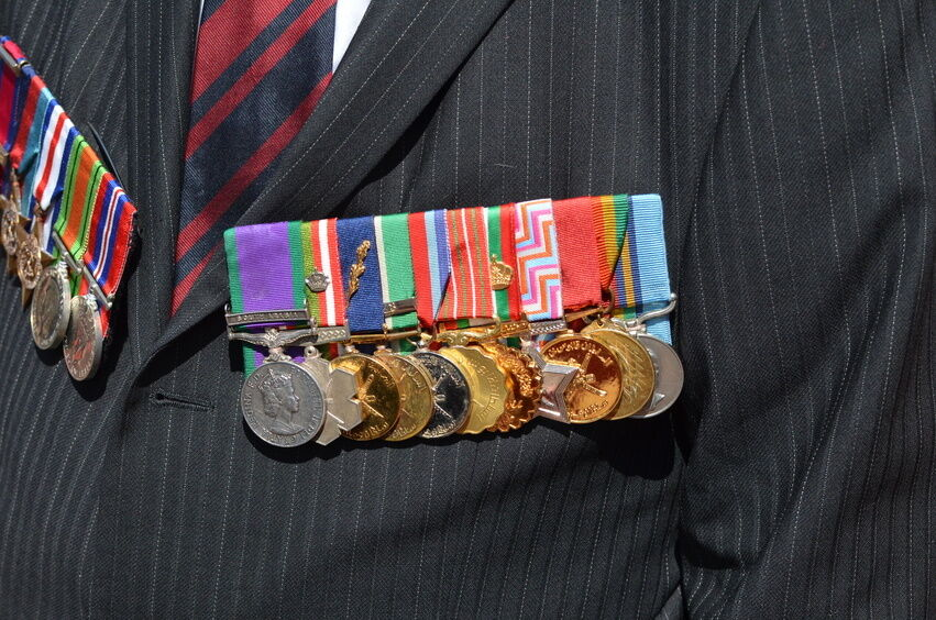 Your Guide to Buying British Military Medals
