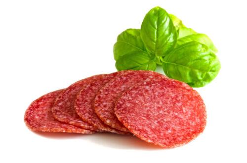 Wissenswertes über Salami aus Schweinefleisch