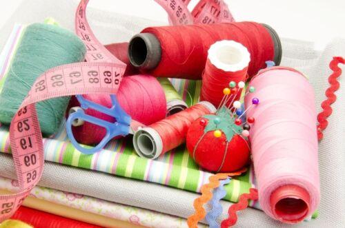 Tipps zur Auswahl von Nähgarnen: Garnspulen für Nähmaschinen und Nähgarne in allen Farben
