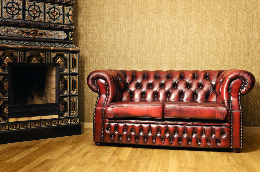 What to Look for in Antique Chesterfield Sofas