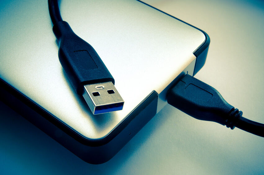 Wie findet man den richtigen USB 2.0-fähigen Massenspeicher?