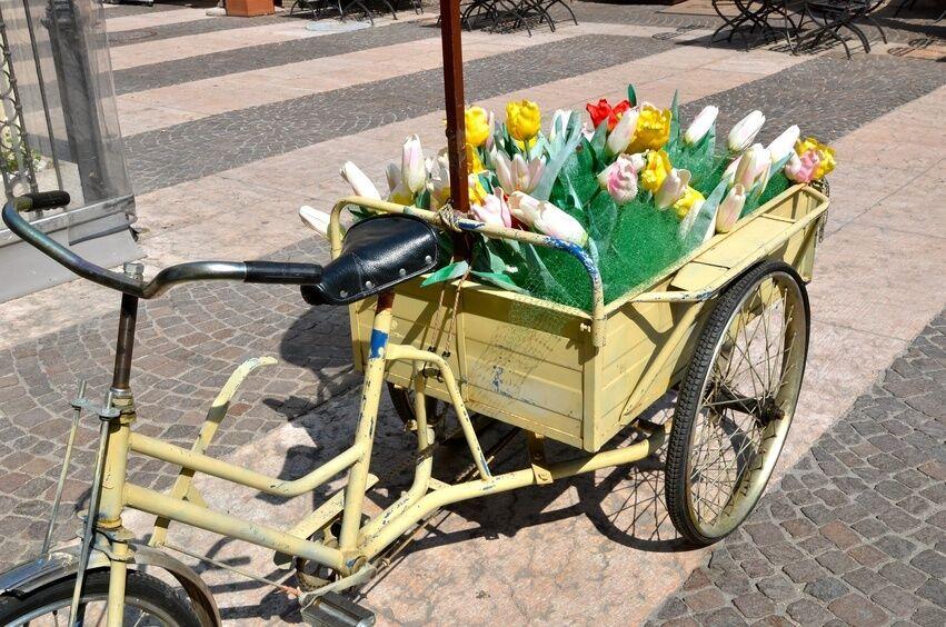 Lasten richtig verteilen: Das sollten Sie beim Transport mit dem Handwagen beachten