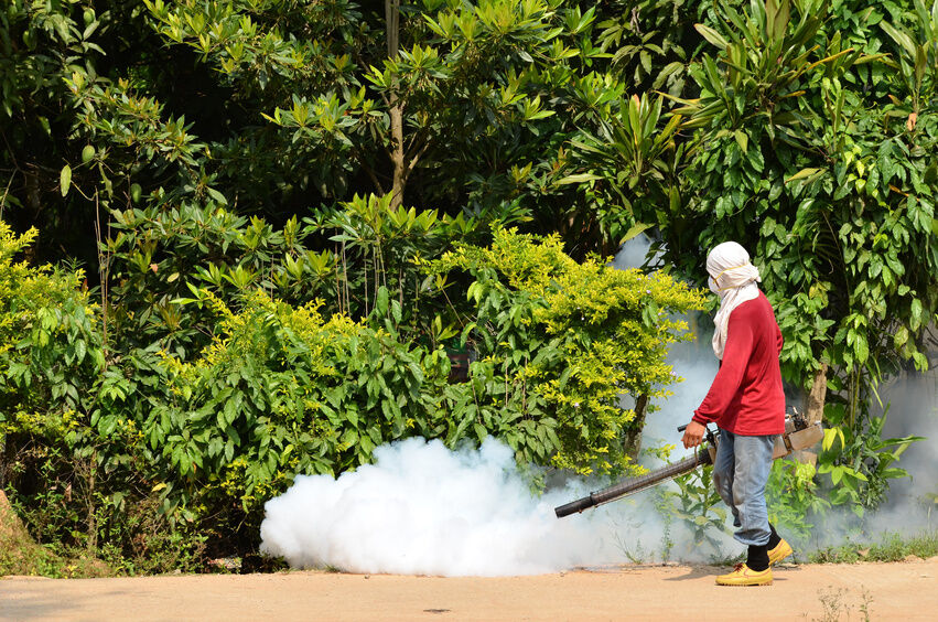 mosquito repellent gas machine