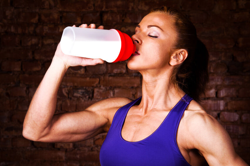 A Woman's Guide to Whey Protein