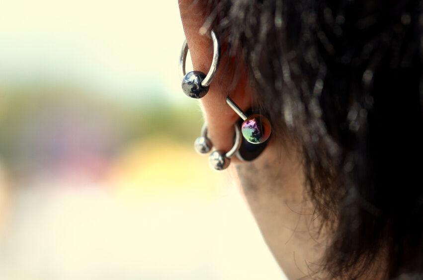 Coole Lauscher - die angesagtesten Piercings für das Ohr