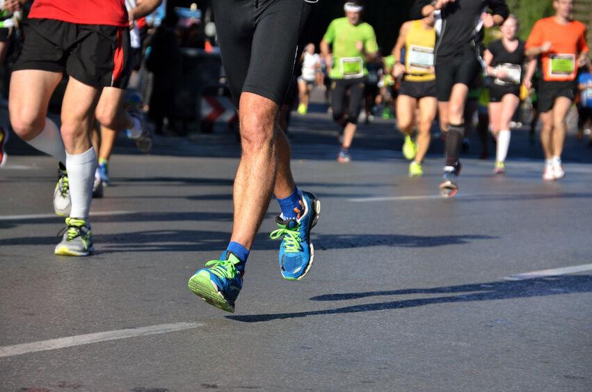 Marathon - Was Sie trotz guter Schuhe beim Laufen beachten sollten
