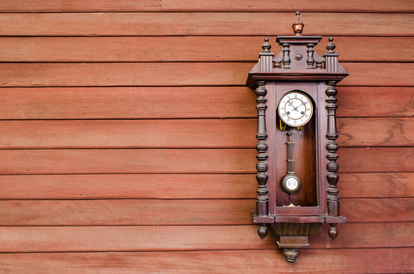 Considerations When Mounting a Pendulum Clock