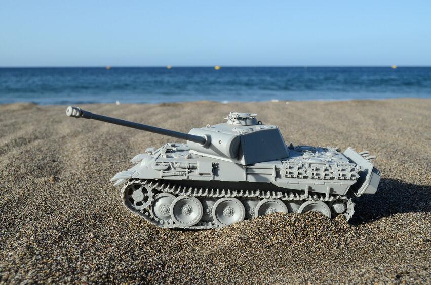 Was ist beim Kauf von Modellbau-Panzern zu beachten?