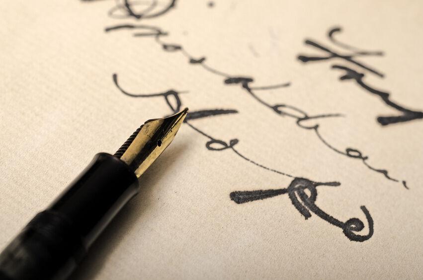 Top 3 Vintage Frontier Pens