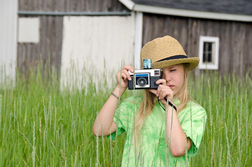 Als die Bilder noch analog waren: Belichtungsmesser für Film-Fotoapparate