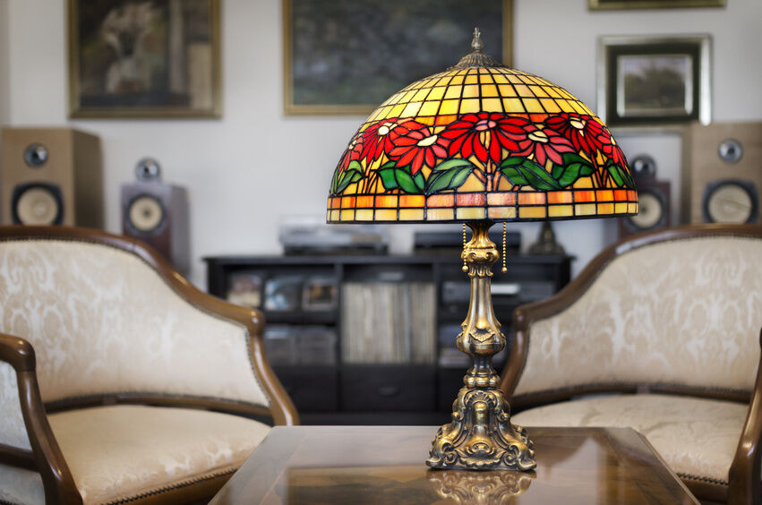 Your Guide to Buying Antique Table Lamps