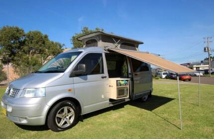 2008 Volkswagen Transporter Campervan Wollongong Wollongong Area Preview