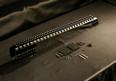 Mossberg 930 Shotgun Tactical Rail/quad Rail Picatinny