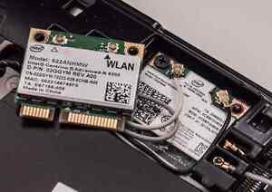 Antenne wifi de laptop reparation ou remplacement 20$