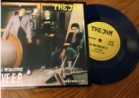 The jam all mod cons live Ep mint