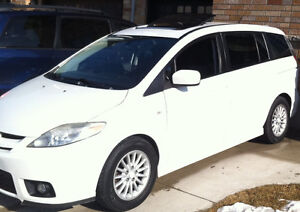 2007 Mazda5, Wagon, Automatic,Sunroof, Power options