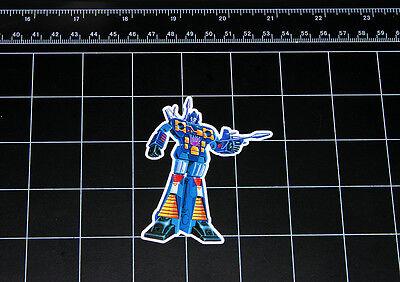 Frenzy Decal (Transformers G1 Frenzy box art vinyl decal sticker Decepticon)