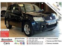 2008 Suzuki Grand Vitara 1.6 VVT+ Estate 3dr SUV Petrol Manual