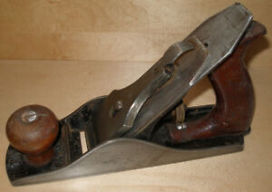 Old/Antique/Vintage National Hand Plane #4