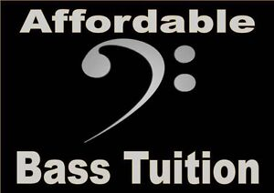 Affordable Electric Bass Guitar Tuition - From $20 Brisbane City Brisbane North West Preview