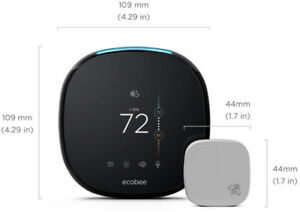 Brand New ECOBEE 4 Wi-Fi Smart Thermostat