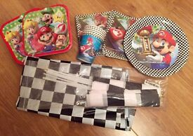 Super Mario Kids Party bits