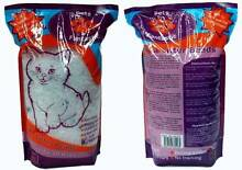 Super Cheap Cat Litter Silica Crystals Tray Toilet 2kg Oakleigh Monash Area Preview