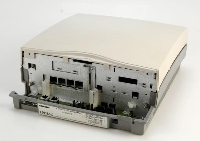 Alcatel Office 4200D Small ISDN Telefonanlage #9544