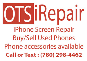 iPhone Screen Repair.We Come To You.Pick upand drop off for iPad