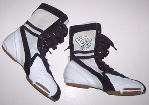 Boxing Wrestling or Hip Hop Shoes B Free by Frontline London Ontario image 2