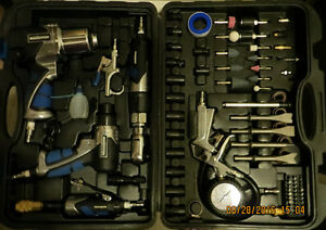100 Piece Air Tool Kit - Brand New retails for $329.99