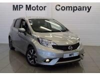 2014 14 NISSAN NOTE 1.5DCI TEKNA STYLE PACK 5DR 5SP DIESEL MPV,52,000M,FNSH,