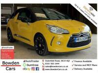 2013 Citroen DS3 1.6 VTi DStyle Plus 3dr Hatchback Petrol Manual