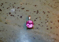 Amazing Large 3.00 ct. Natural Pink Sapphire