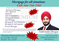 MORTGAGE FOR ALL SITUATIONS