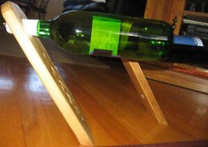 $5 each OR 3/$10!!!  Wine Bottle Holder, Clay skull mask,NOVELTY