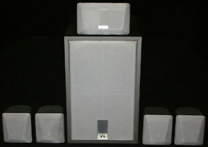 Various Surround Sound Speakers