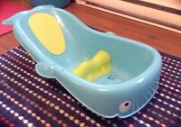 Fisher price whale bathtub